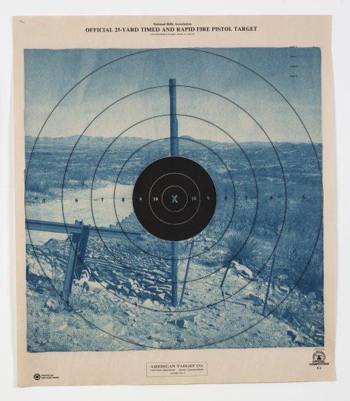 Fire Pistol Target 4, Désert de Sonora – Arizona