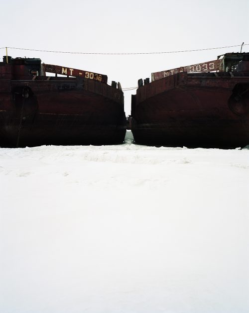 Entre-deux, masse – Russie, Sibérie